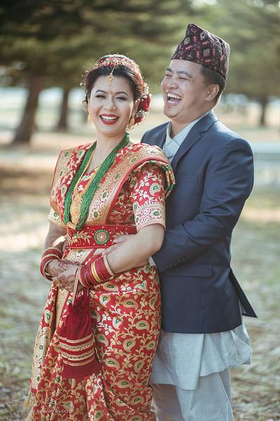 Shova + Prakash Wedding