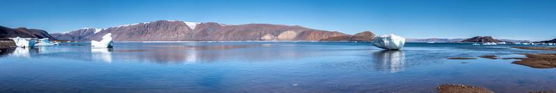 Stranded in Alexandra Fjord
