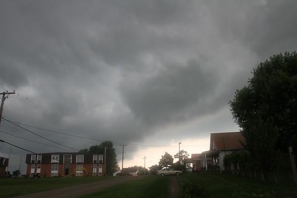 Storm Clouds 2016