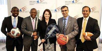World Corporate Games Houston 2017
