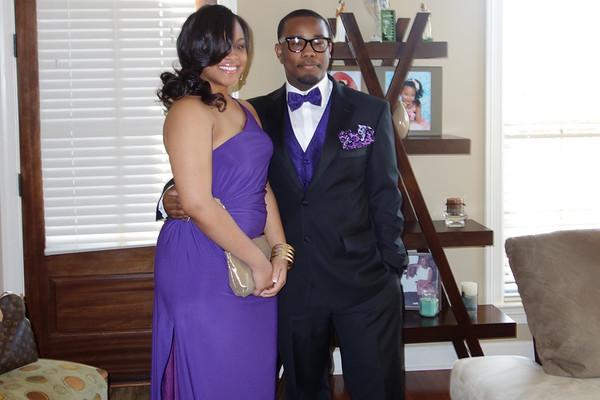 Isaac & Jazmine Prom 2013 - Ridgeway