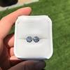 4.08ctw Old European Cut Diamond Pair, GIA I VS2, I SI1 50