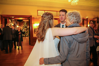 Dustan and Rachael's Wedding