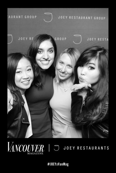 JOEY & Vancouver Magazine