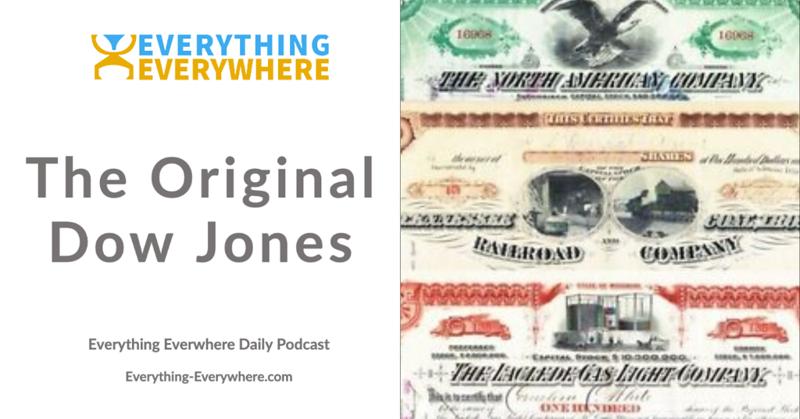 The Original Dow Jones Companies