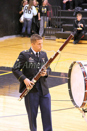 Patriots of the 34th Army Band - Fairfield, Iowa