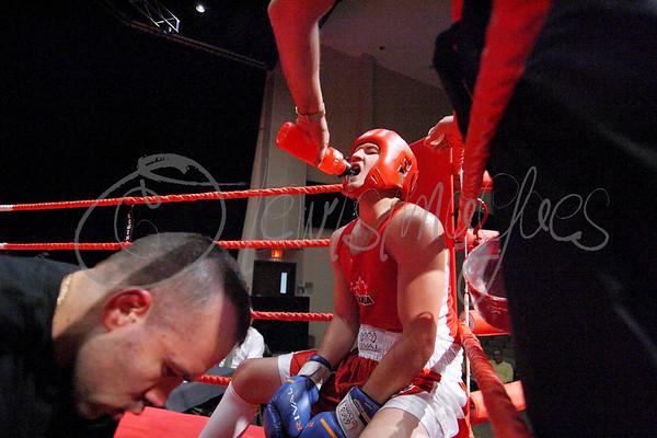 Vincent Thibault vs. Luis Sanchez