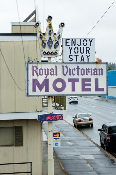Royal Victorian Motel