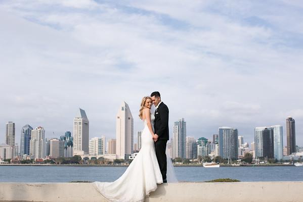 Andrea & Eric Wedding
