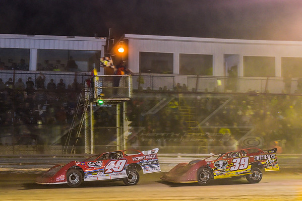 Tyler County Speedway (WV) 9/3