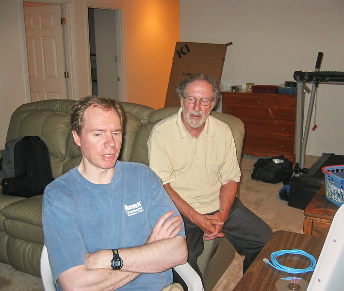 FL, Larry Lebin, Greensburg, PA. August 2003.