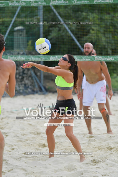 """5ª Edizione Memorial """"Claudio Giri"""" presso Zocco Beach San Feliciano PG IT, 25 agosto 2018 - Foto di Michele Benda per VolleyFoto [Riferimento file: 2018-08-25/ND5_9240]"""