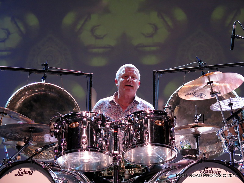 Carl Palmer ~ Ridgefield Playhouse ~ 10 OCT 2017