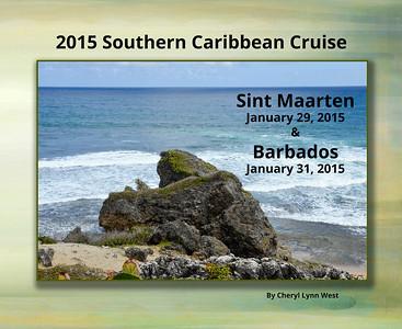 Sint Maarten and Barbados 2015