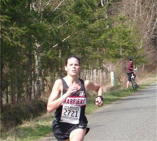 2003 Merville 15K - Meghan Day wins and clinches first overall in the series