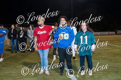 Senior NIght! 10/26/18