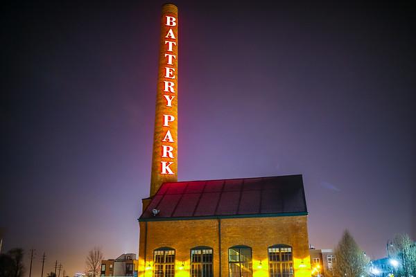 Battery Park Cleveland
