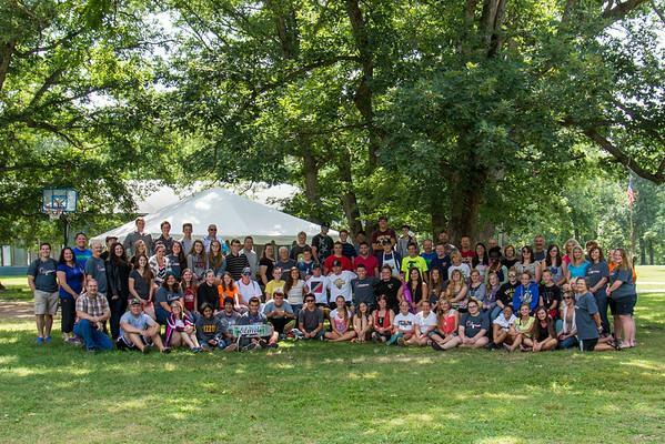 2014 Teen Camp