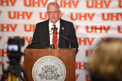 UHV Annual Report Program 11-10-20