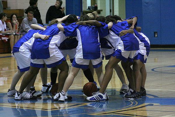 CVCA Womens Basketball 2007