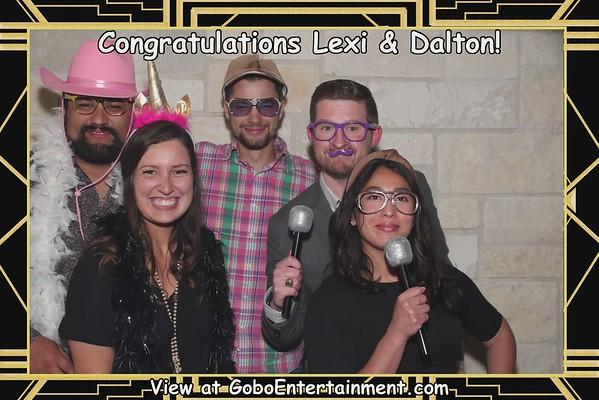 20210417 Lexi & Dalton's Wedding Photo Booth