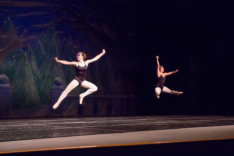 Fairfax Ballet The Nutcracker Tech Rehearsal November 2014