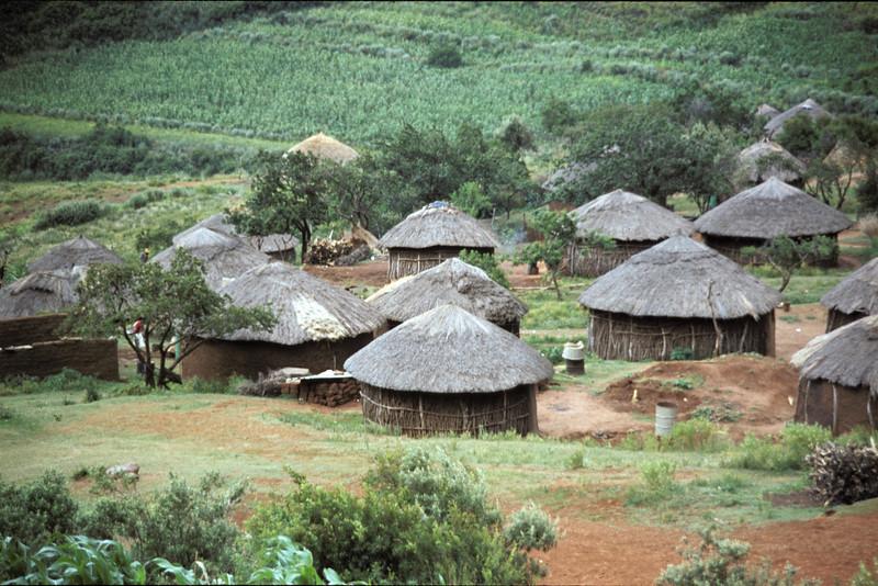 Lesotho 1985, ©RobAng