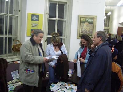 Izložba Amaciza 17. veljače 2005.