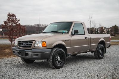 SOLD: 2003 Ford Ranger
