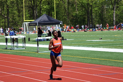 Girls 400m