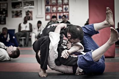 Training with Dan Fagella