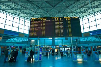Helsinki Vantaa Airport, Finland