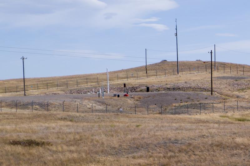 Montana ICBM site