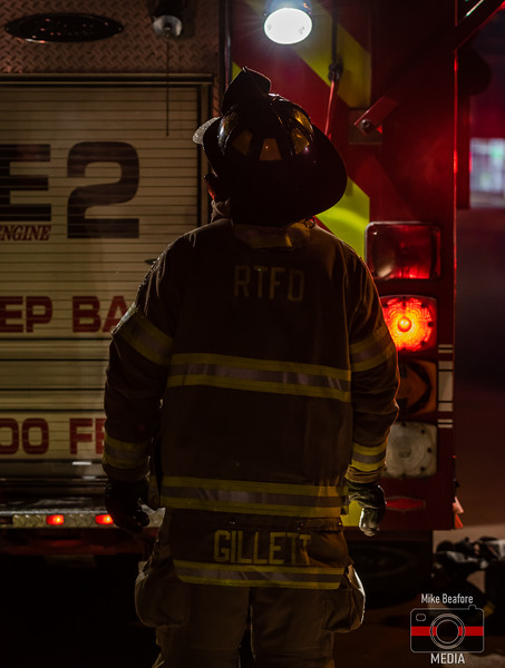 Redford MI, House Fire 12-18-2019