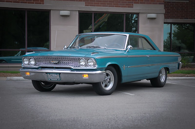 1963 Galaxie 500 - 25,000 mile survivor