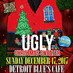 Detroit Blues Cafe 12-17-17 Sunday