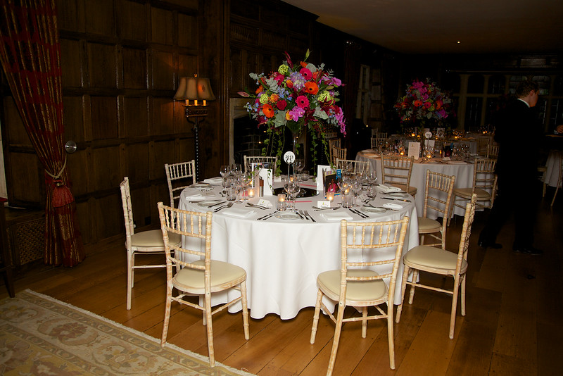 Whatley Manor Party 9/1/14