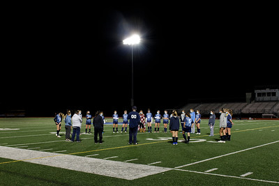 2020-11-16 - FHS Varsity Girls vs. Mansfield