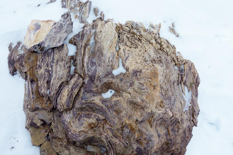 Cool volcanic rocks.
