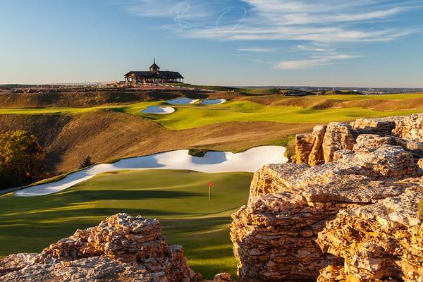 Big Cedar Golf - Gary Player Mountain Top Course