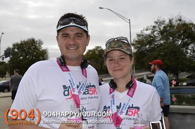 Donna 5K & Family Fun Run - 2.22.14