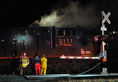 CSX train incidents in Wellington