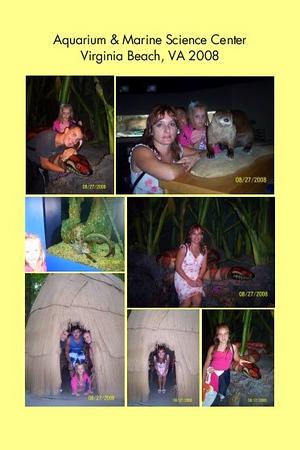 VA, Virginia Beach - Aquarium & Marine Science Center