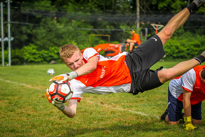 Hope Soccer Camp (2016)