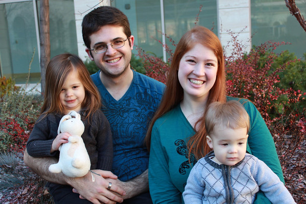 Family Pictures November 2012