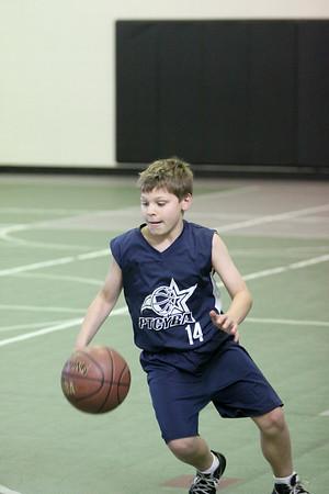 Hayden @ Basketball