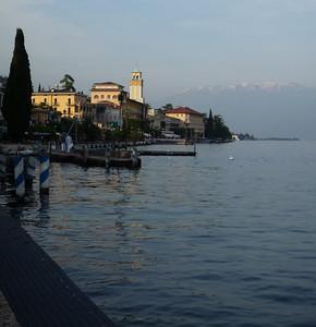 Lago di Garda, Italy - May 2009