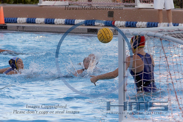 High School Girls Water Polo 2016