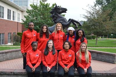 2021-2022 Women's Cross Country Team