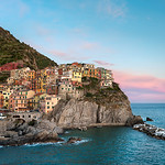 Dreams In Color - (Manarola, Cinque Terre, Italy)